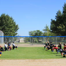 222's Fastpitch Camp – Coronach, SK. May 12, 2018